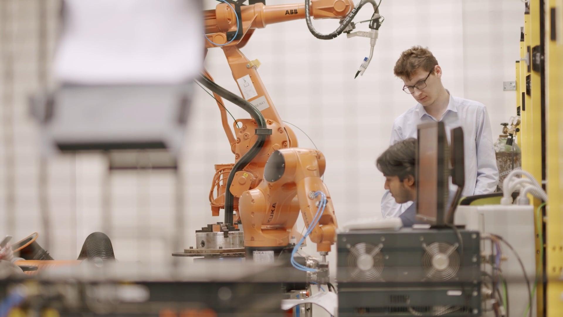 Vrijeme je za robotiku